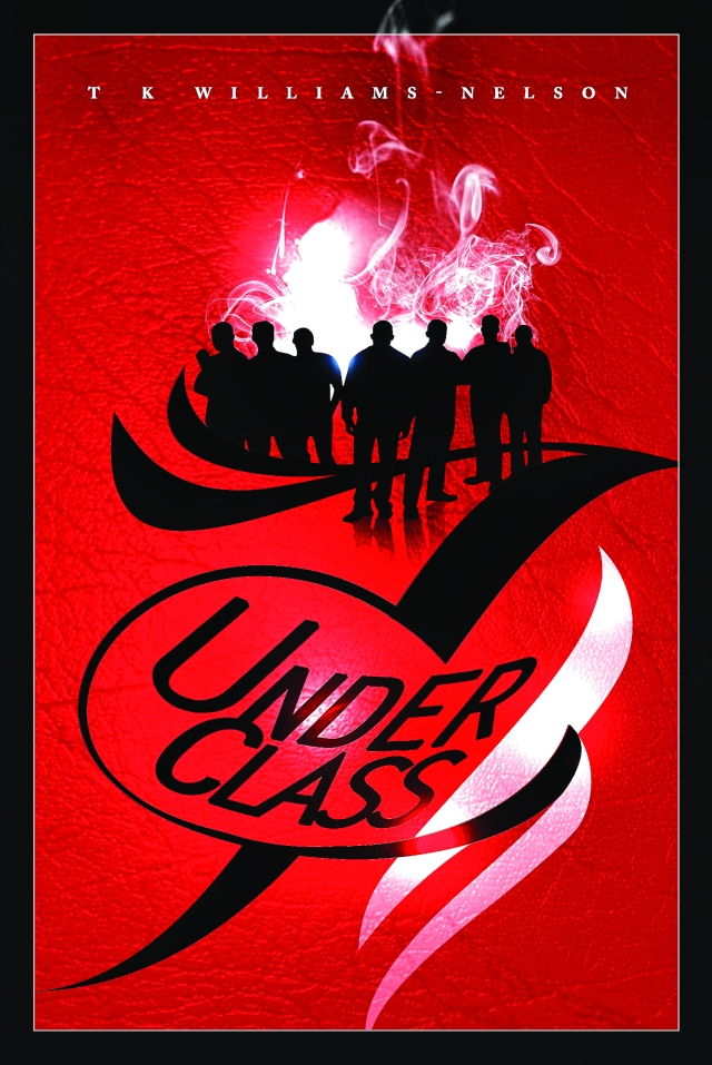 My Novel 'Underclass 7' Is Out On The 28th July 2014!